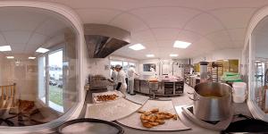 Extrait de film de découverte des métiers de la patisserie boulangerie en réalité virtuelle
