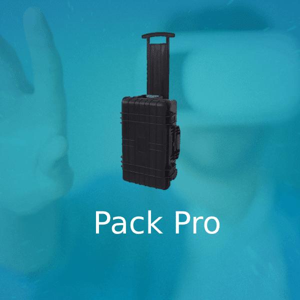 Pack pro pour la découverte des métiers en réalité virtuelle