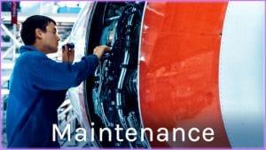 Les métiers de la maintenance